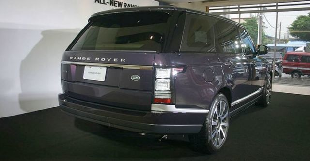 2014 Land Rover Range Rover 5.0 V8 SC Autobiography LWB  第3張相片