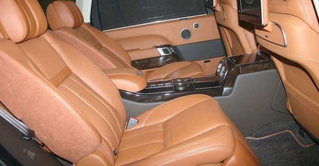 2014 Land Rover Range Rover 5.0 V8 SC Autobiography LWB  第6張相片
