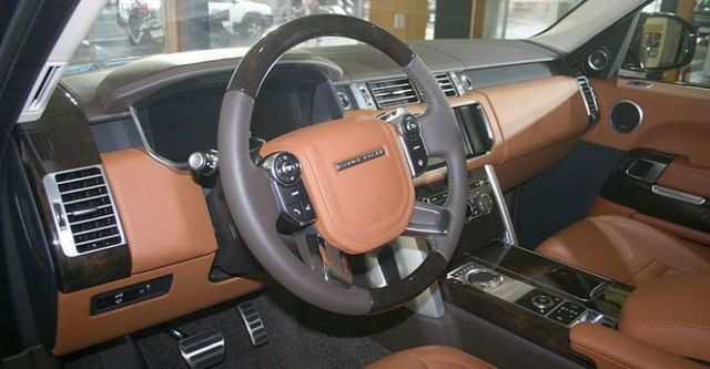 2014 Land Rover Range Rover 5.0 V8 SC Autobiography LWB  第7張相片
