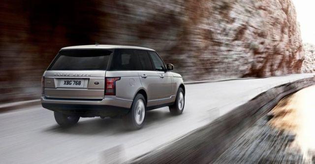 2014 Land Rover Range Rover 5.0 V8 SC Vogue SE  第2張相片