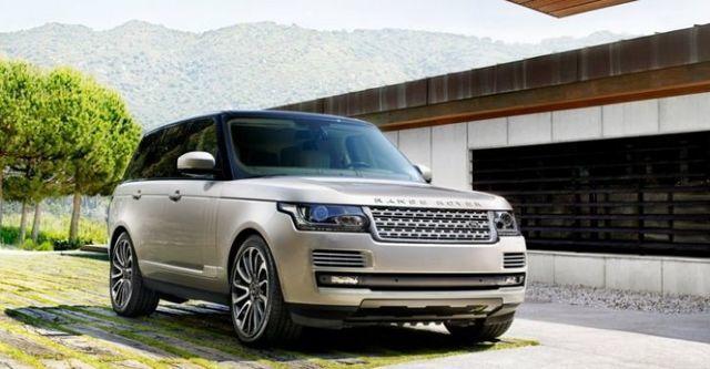 2014 Land Rover Range Rover 5.0 V8 SC Vogue SE  第3張相片