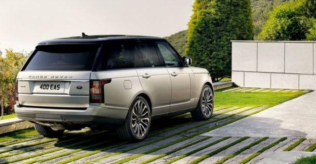 2014 Land Rover Range Rover 5.0 V8 SC Vogue SE  第4張相片
