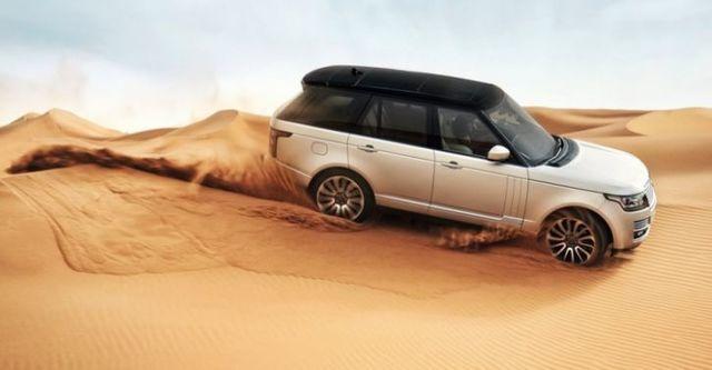 2014 Land Rover Range Rover 5.0 V8 SC Vogue SE  第5張相片