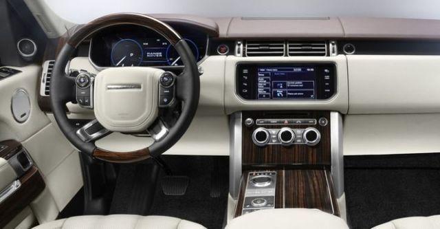 2014 Land Rover Range Rover 5.0 V8 SC Vogue SE  第6張相片