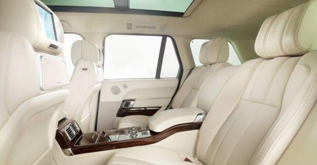 2014 Land Rover Range Rover 5.0 V8 SC Vogue SE  第9張相片