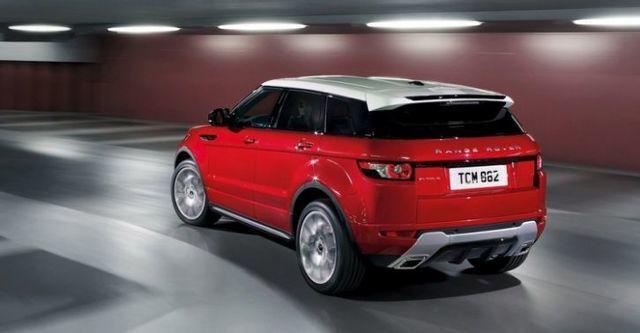 2014 Land Rover Range Rover Evoque 5D Dynamic+  第2張相片