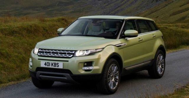 2014 Land Rover Range Rover Evoque 5D Prestige  第1張相片