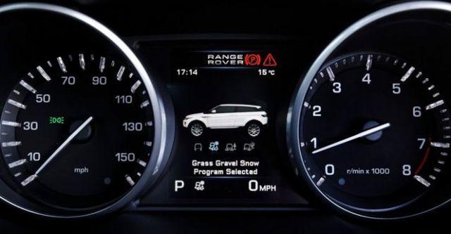 2014 Land Rover Range Rover Evoque 5D Prestige  第9張相片
