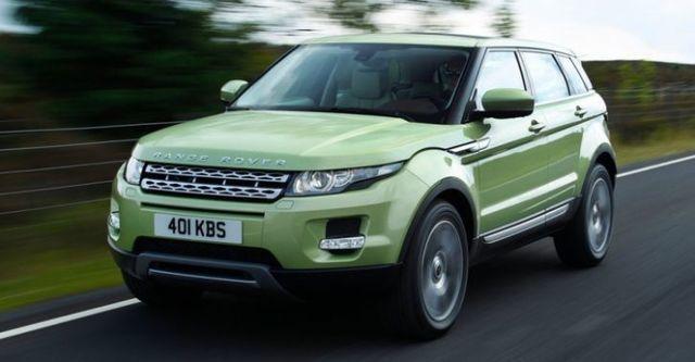 2014 Land Rover Range Rover Evoque 5D Pure  第5張相片
