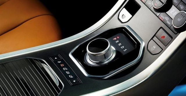 2014 Land Rover Range Rover Evoque 5D Pure  第10張相片