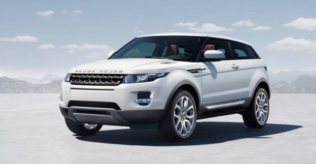 2014 Land Rover Range Rover Evoque Coupe Dynamic+  第1張相片