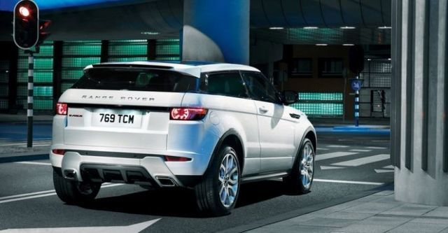2014 Land Rover Range Rover Evoque Coupe Dynamic+  第2張相片