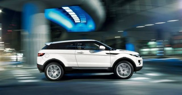 2014 Land Rover Range Rover Evoque Coupe Dynamic+  第3張相片