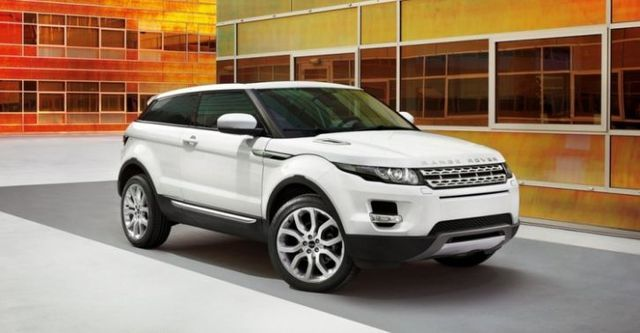 2014 Land Rover Range Rover Evoque Coupe Dynamic+  第4張相片