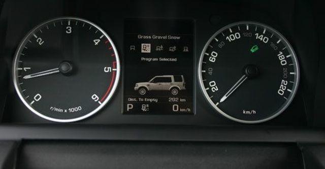 2013 Land Rover Discovery 4 3.0 SDV6 HSE Black Design  第7張相片