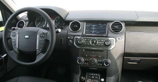2013 Land Rover Discovery 4 3.0 SDV6 HSE Black Design  第8張相片