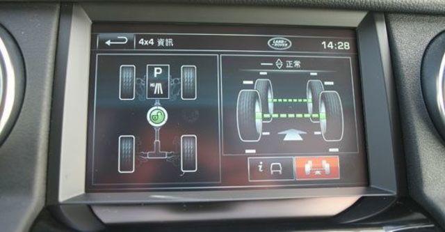2013 Land Rover Discovery 4 3.0 SDV6 HSE Black Design  第9張相片