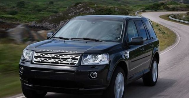 2013 Land Rover Freelander 2 SD4 HSE  第2張相片