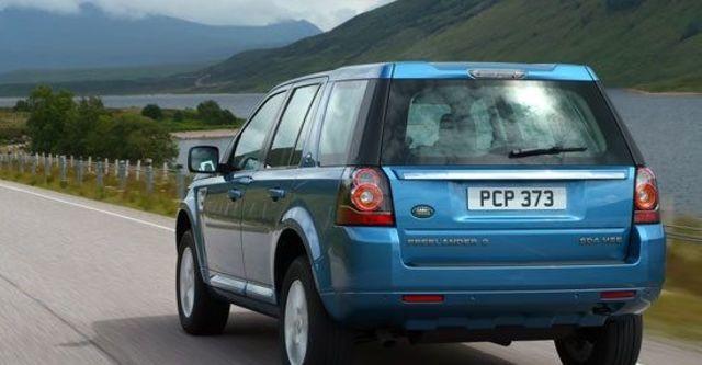 2013 Land Rover Freelander 2 Si4 HSE  第3張相片