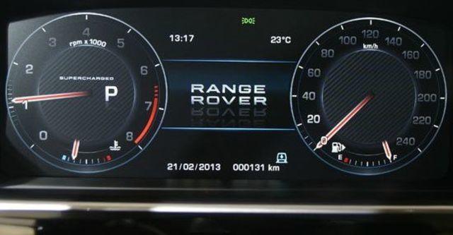 2013 Land Rover Range Rover 3.0 TDV6 HSE  第11張相片