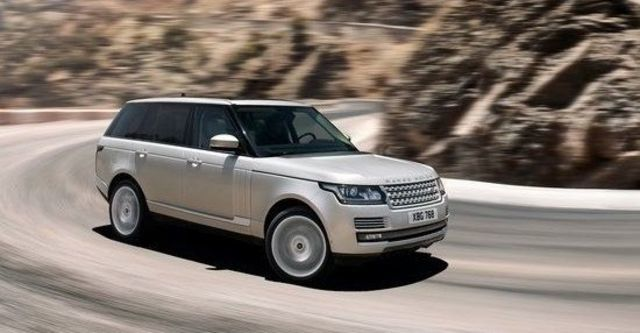 2013 Land Rover Range Rover 3.0 TDV6 Vogue  第2張相片