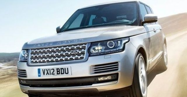 2013 Land Rover Range Rover 3.0 TDV6 Vogue  第5張相片