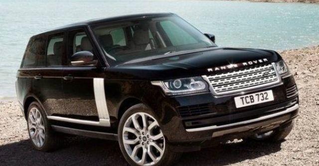 2013 Land Rover Range Rover 3.0 V6 SC HSE  第1張相片