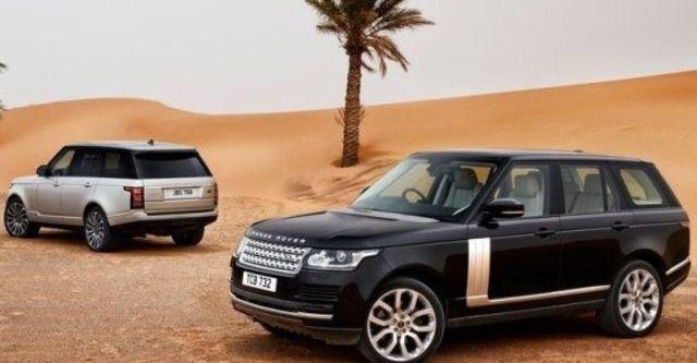 2013 Land Rover Range Rover 3.0 V6 SC HSE  第4張相片