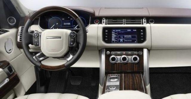 2013 Land Rover Range Rover 3.0 V6 SC HSE  第9張相片