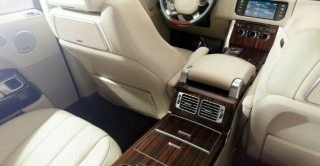 2013 Land Rover Range Rover 3.0 V6 SC HSE  第11張相片