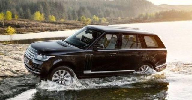 2013 Land Rover Range Rover 3.0 V6 SC Vogue  第3張相片