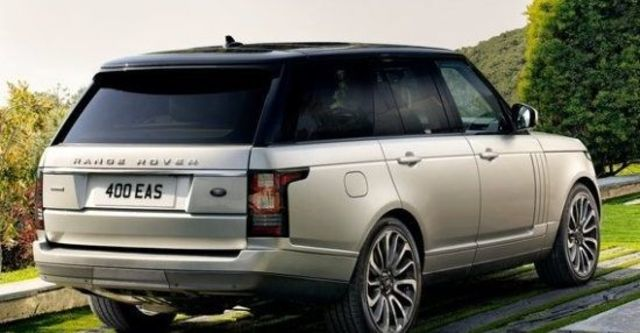 2013 Land Rover Range Rover 3.0 V6 SC Vogue  第7張相片
