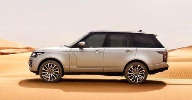 2013 Land Rover Range Rover 3.0 V6 SC Vogue  第8張相片
