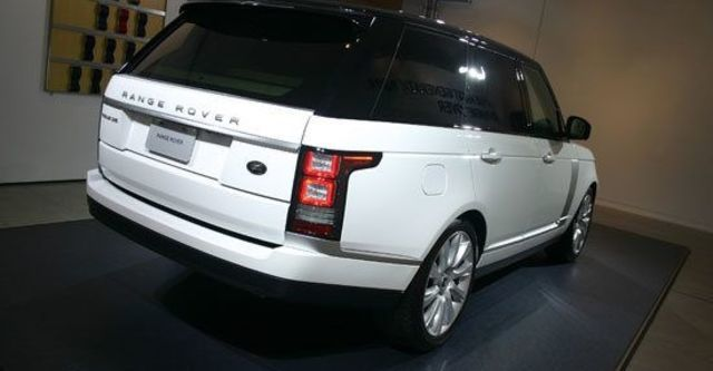 2013 Land Rover Range Rover 5.0 V8 SC Autobiography  第4張相片