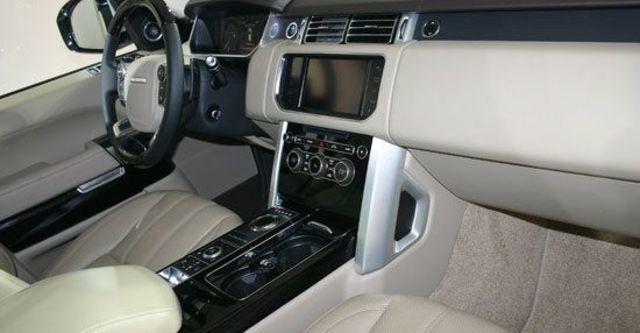 2013 Land Rover Range Rover 5.0 V8 SC Vogue SE  第9張相片