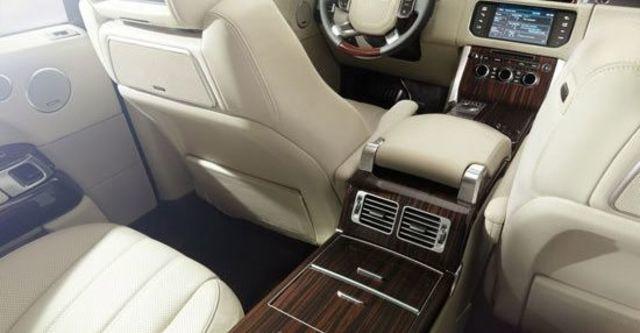 2013 Land Rover Range Rover 5.0 V8 SC Vogue SE  第11張相片