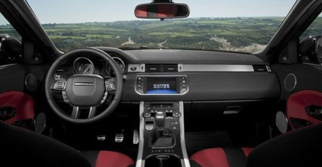 2013 Land Rover Range Rover Evoque 5D Dynamic+  第4張相片