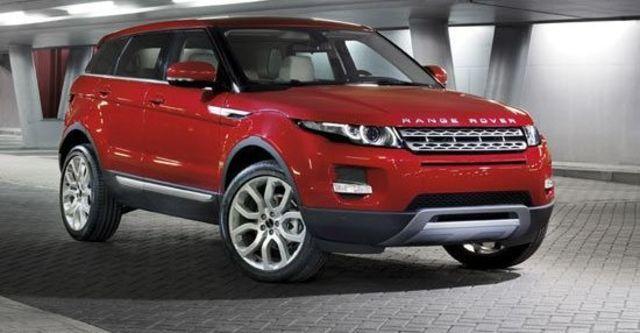 2013 Land Rover Range Rover Evoque 5D Prestige  第2張相片