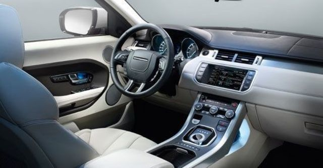 2013 Land Rover Range Rover Evoque 5D Prestige  第7張相片