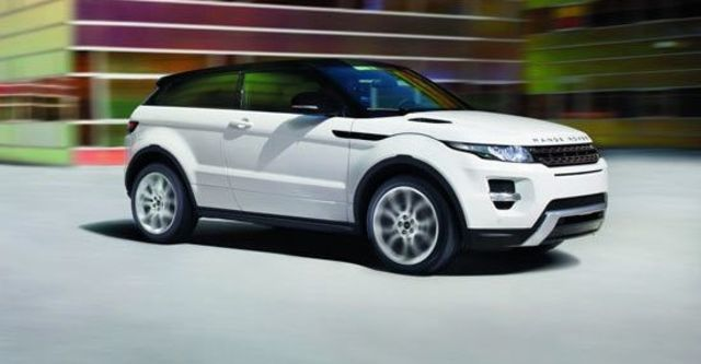 2013 Land Rover Range Rover Evoque Coupe Dynamic  第3張相片