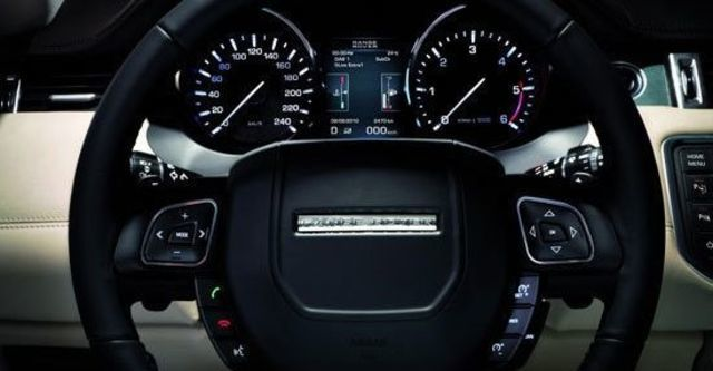 2013 Land Rover Range Rover Evoque Coupe Dynamic  第6張相片