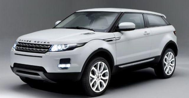 2013 Land Rover Range Rover Evoque Coupe Pure  第1張相片