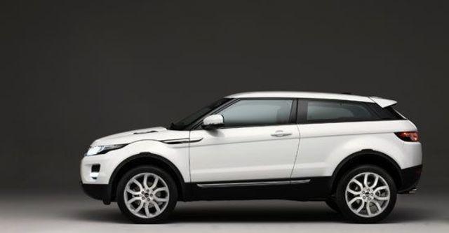 2013 Land Rover Range Rover Evoque Coupe Pure  第3張相片
