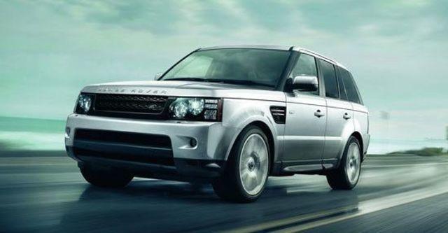 2013 Land Rover Range Rover Sport 5.0 V8 SC  第1張相片