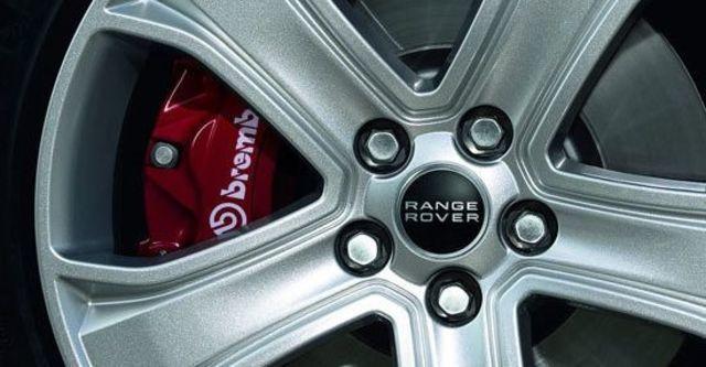 2013 Land Rover Range Rover Sport 5.0 V8 SC  第7張相片