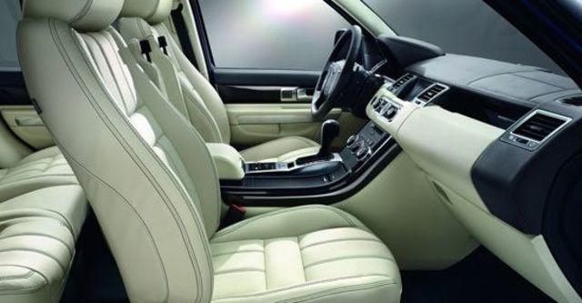 2013 Land Rover Range Rover Sport 5.0 V8 SC  第9張相片