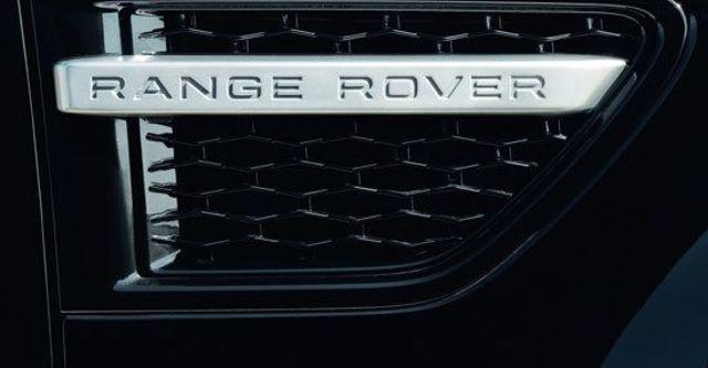 2013 Land Rover Range Rover Sport 5.0 V8 SC  第12張相片