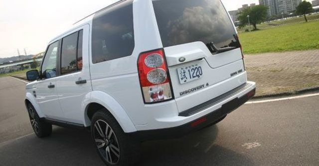 2012 Land Rover Discovery 4 3.0 SDV6 HSE  第3張相片