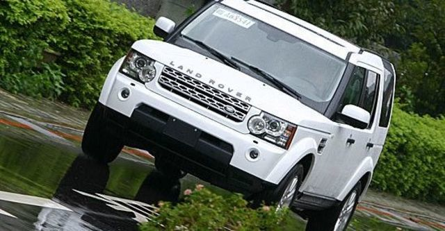 2012 Land Rover Discovery 4 3.0 SDV6 HSE+  第1張相片