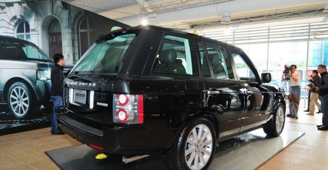 2012 Land Rover Range Rover 5.0 V8 SC  第7張相片